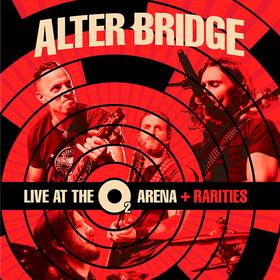 Love At The O2 Arena + Rarities Alter Bridge