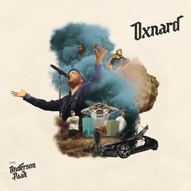 Oxnard (Limited Edition) Anderson .Paak