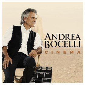 Cinema (Limited Edition) Andrea Bocelli
