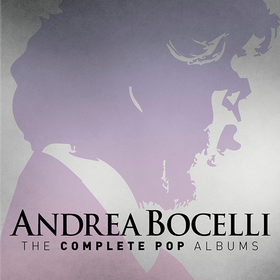The Complete Pop Albums (Limited Edition)  Andrea Bocelli