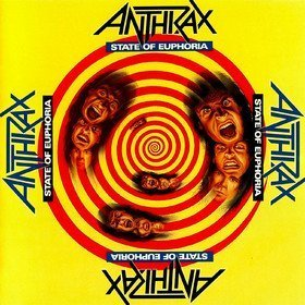 State of Euphoria (Limited Edition) Anthrax