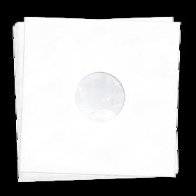 """Антистатические конверты для 12"""" пластинок 20 шт (White) Audio Anatomy"""