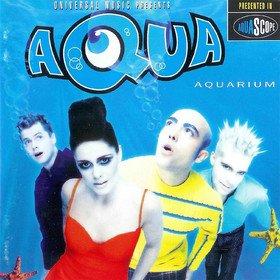 Aquarium (Yellow Vinyl) Aqua