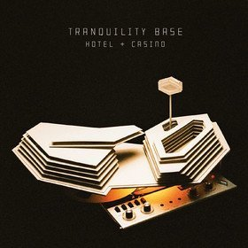 Tranquility Base Hotel & Casino Arctic Monkeys