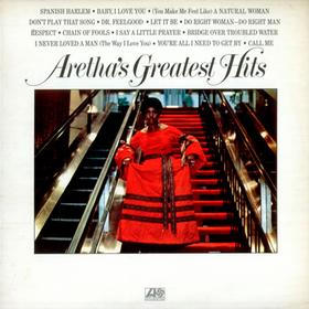 Greatest Hits Aretha Franklin