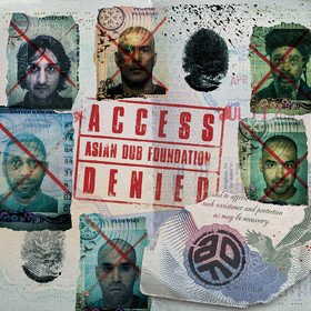 Access Denied Asian Dub Foundation