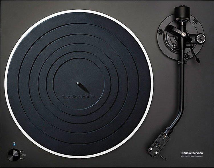 AT-LP5 Black