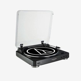 AT-LP60 Bluetooth Black Audio-Technica