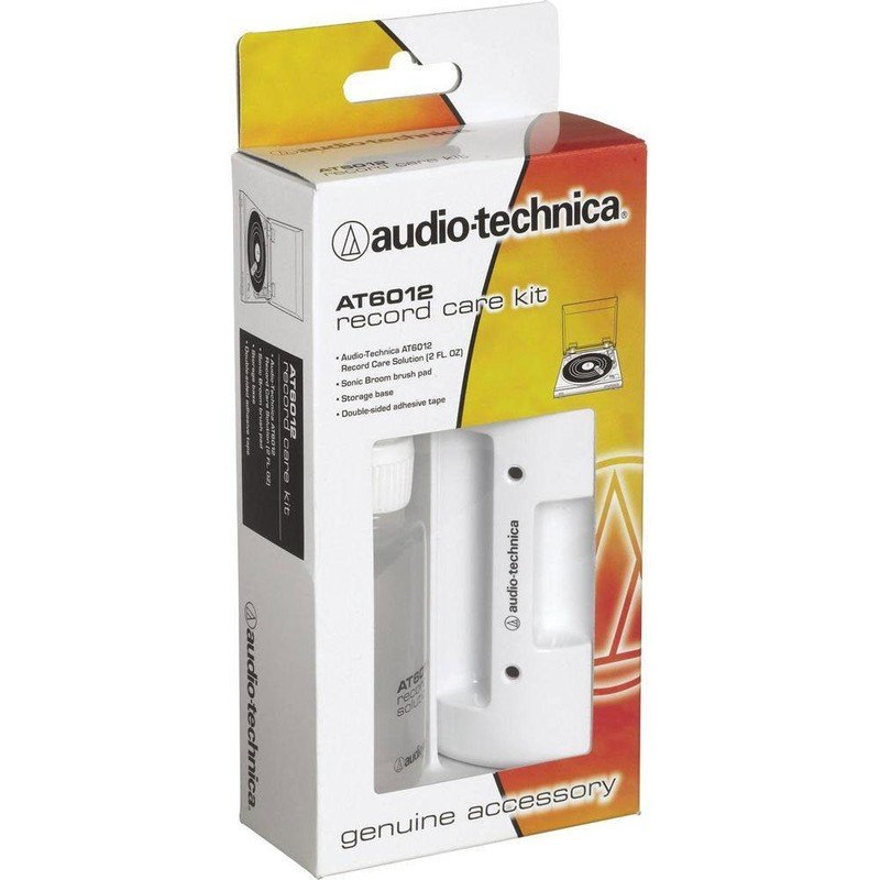 Набор для чистки винила Audio-Technica Record Cleaning Kit AT6012