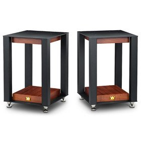 Stand for Linton Red Mahogany Wharfedale