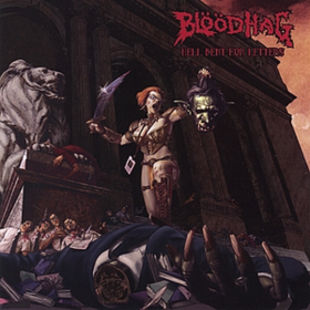 Hell Bent For Letters Bloodhag