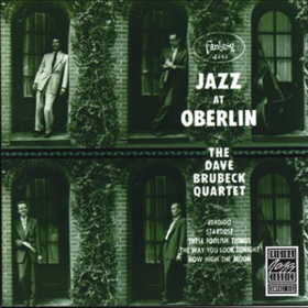 Jazz At Oberlin Dave Brubeck