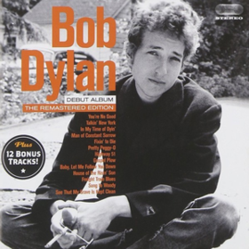 Debut Album Bob Dylan