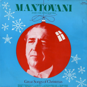 Great Songs Of Christmas Mantovani