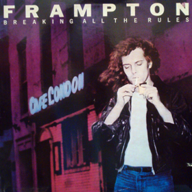 Breaking All The Rules Peter Frampton