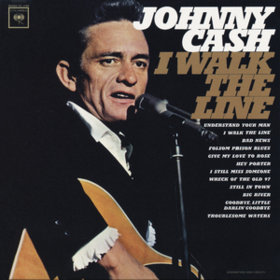 I Walk The Line Johnny Cash