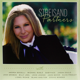 Partners Barbra Streisand