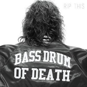 Rip This Bass Drum Of Death