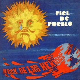 Rock De Las Heridas Piel De Pueblo