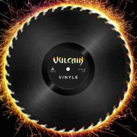 Vinyle Vulcain