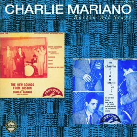 Boston All-stars Charlie Mariano