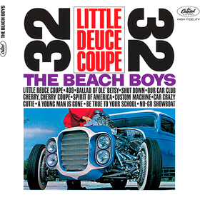 Little Deuce Coupe Beach Boys
