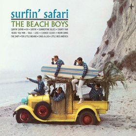 Surfin' Safari Beach Boys