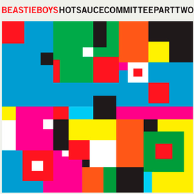 Hot Sauce Committee Part Two Beastie Boys