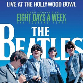 Live At The Hollywood Bowl The Beatles