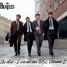 On Air-Live At The Bbc Volume 2 The Beatles