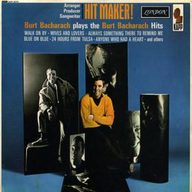 Hit Maker! Burt Bacharach
