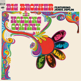 Big Brother & The Holding Company Janis Joplin