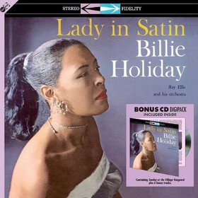 Lady In Satin Billie Holiday