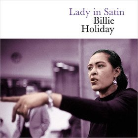 Lady In Satin (Transparent Purple) Billie Holiday