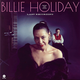 Last Recording Billie Holiday