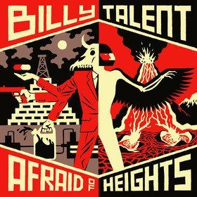 Afraid of Heights Billy Talent