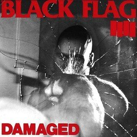 Damaged Black Flag