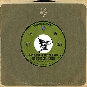 Black Sabbath Vinyl Collection 1970-1978 Black Sabbath