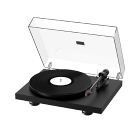 Debut Carbon EVO Satin Black Pro-Ject