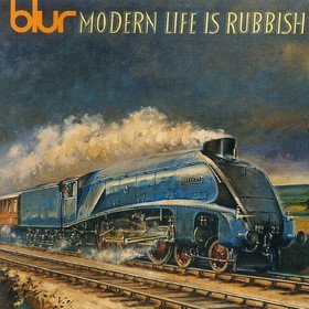 Modern Life Is Rubbish (Limited Edition) Blur