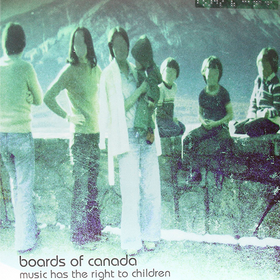 Music Has The Right To Children Boards Of Canada