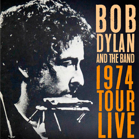 1974 Tour Live (Box Set) Bob Dylan & The Band