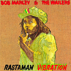 Rastaman Vibration Bob Marley & The Wailers