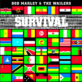 Survival Bob Marley & The Wailers