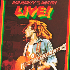 Live! (Limited Edition) Bob Marley & The Wailers