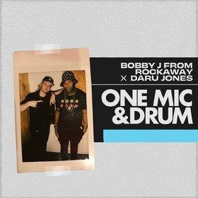 One Mic & Drum Breakstrumentals Bobby J From Rockaway & Daru Jones