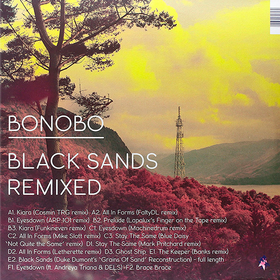 Black Sands Remixed Bonobo