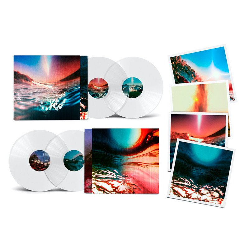 Fragments (Limited Crystal Clear Edition)