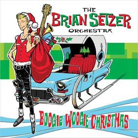 Boogie Woogie Christmas (Limited Edition) Brian Setzer Orchestra