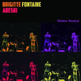 Theatre Musical (Limited Edition) Brigitte Fontaine / Areski